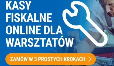 """PRACOWNIA INTERNETOWA """"PINT"""" Nowak Artur - Urządzenia fiskalne ONLINE dla warsztatów samochodowych"""