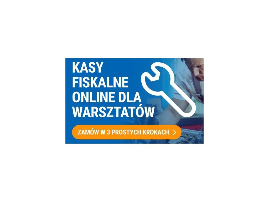 """PRACOWNIA INTERNETOWA """"PINT"""" Artur Nowak - Urządzenia fiskalne ONLINE dla warsztatów samochodowych"""