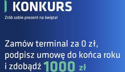 """PRACOWNIA INTERNETOWA """"PINT"""" Nowak Artur - Wygraj 1000 zł w konkursie Polski Bezgotówkowej"""