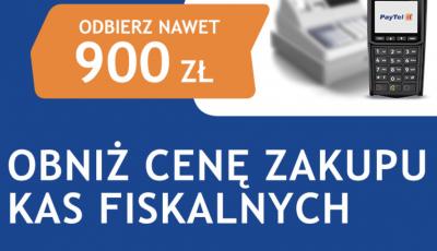 "PRACOWNIA INTERNETOWA ""PINT"" Nowak Artur - Promocja ""Kasa za terminale"""