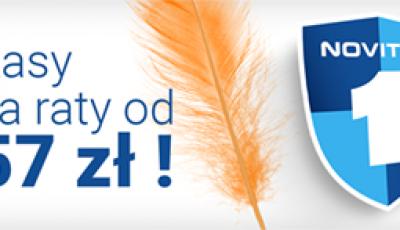 """PRACOWNIA INTERNETOWA """"PINT"""" Nowak Artur - Kasy na Raty - już od 57 zł miesięcznie!"""