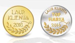 Złoty Laur Klienta dla firmy POSNET