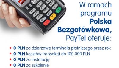 """PRACOWNIA INTERNETOWA """"PINT"""" Nowak Artur - Darmowe terminale w programie Polska Bezgotówkowa"""