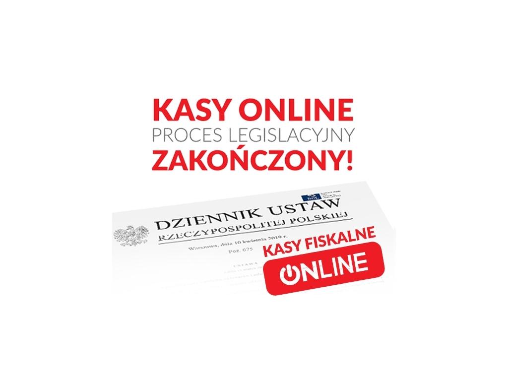 """PRACOWNIA INTERNETOWA """"PINT"""" Nowak Artur - Kasy Online – proces legislacyjny zakończony!"""