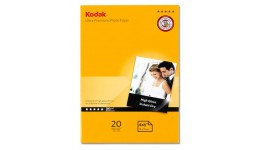 KODAK PAPIER PHOTO PAPER 280G 20 SZT 10X15