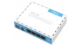Router MikroTik RB941-2nD (xDSL;2,4 GHz)