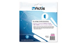 Tusz Actis KB-1100M (do drukarki Brother,zamiennik LC980/LC1100HY/LC65HY standard 12ml magenta)
