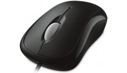 Mysz Microsoft Basic Optical Mouse Black